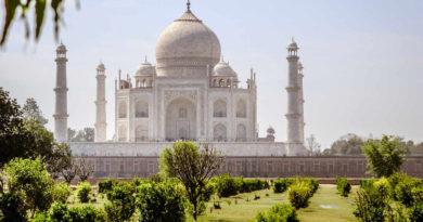 Monument Taj Mahal