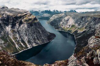 10 najlepszych atrakcji w Norwegii
